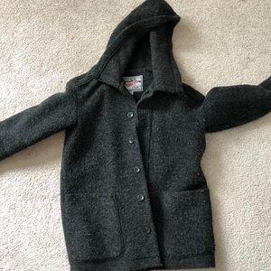 TNA Aritzia Wool Coat (NWOT)